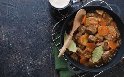 Runderstew met Guinness